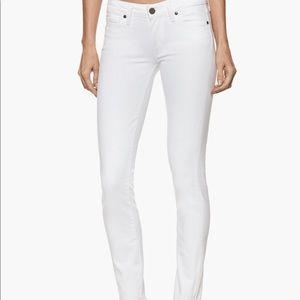 White Denim Jeans
